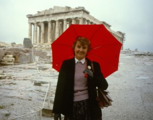 1984 June on Acropolis 4