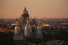 St. Petersburg (Leningrad), Russia