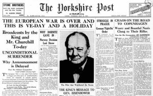 Yorkshire Post VE Day