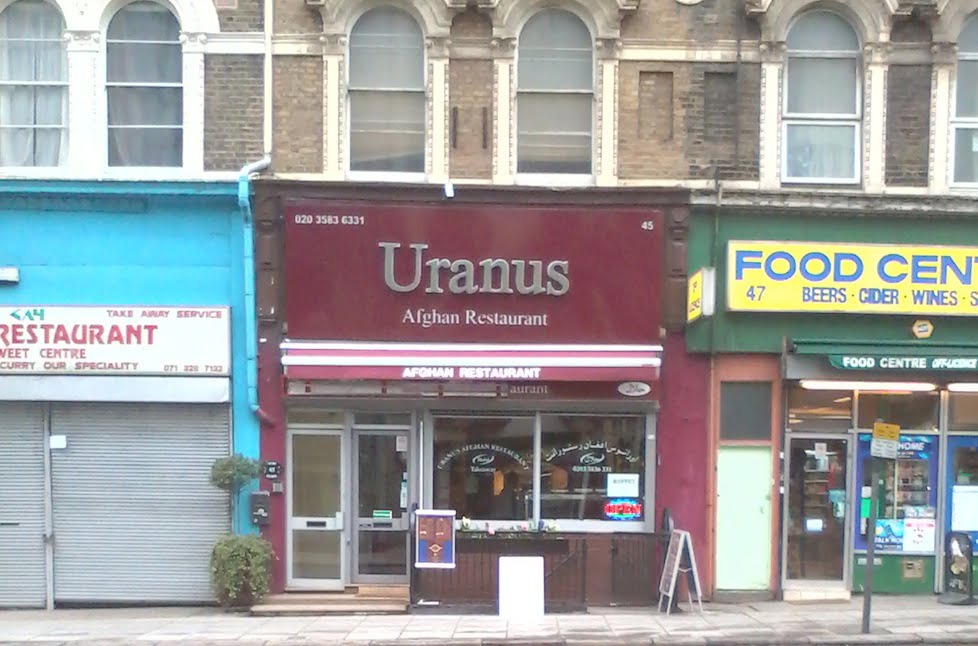 High Road Restaurant Name Fail