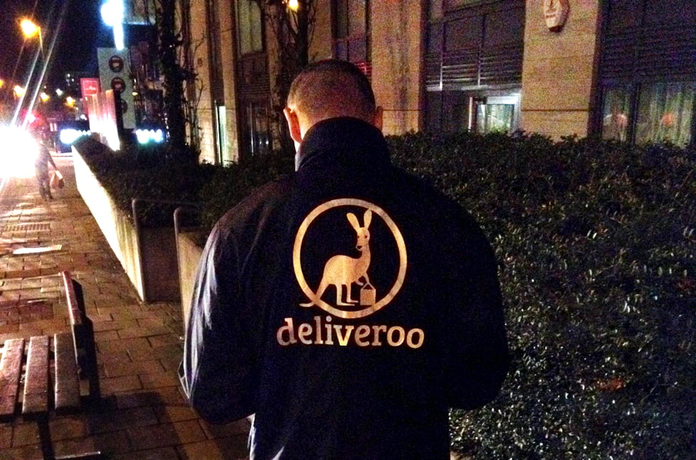 Restaurant Food Delivery Startup Comes To NW6