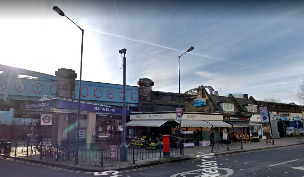 Kilburn's 100 year old Flower Shop to close