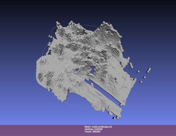 3d_terrain_meshlab