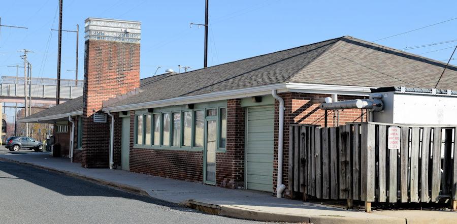 Aberdeen PRR Train Station – Maryland