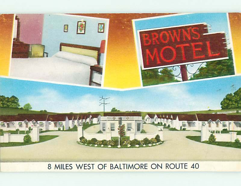This image has an empty alt attribute; its file name is New_Motel_EllicottCity_Browns-1.jpg
