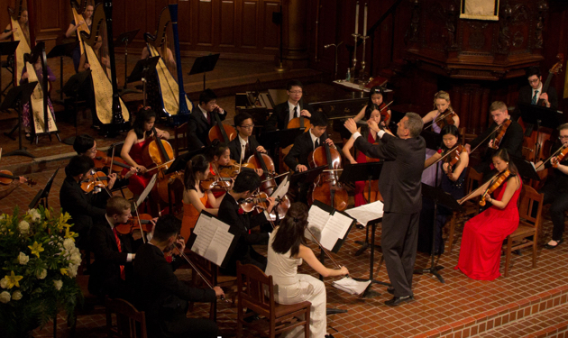 Three Dances, for string orchestra