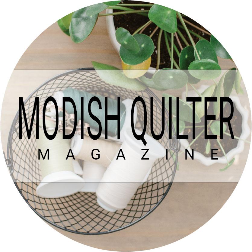 Modish Quilter Magazine