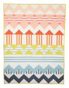 Boho Rows Quilt Pattern for by Kelli Marshall from Simply MackBeth