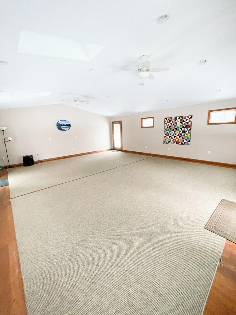 Quilt Retreat room