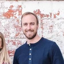 Kiley's husband, Ryan, the tech support!