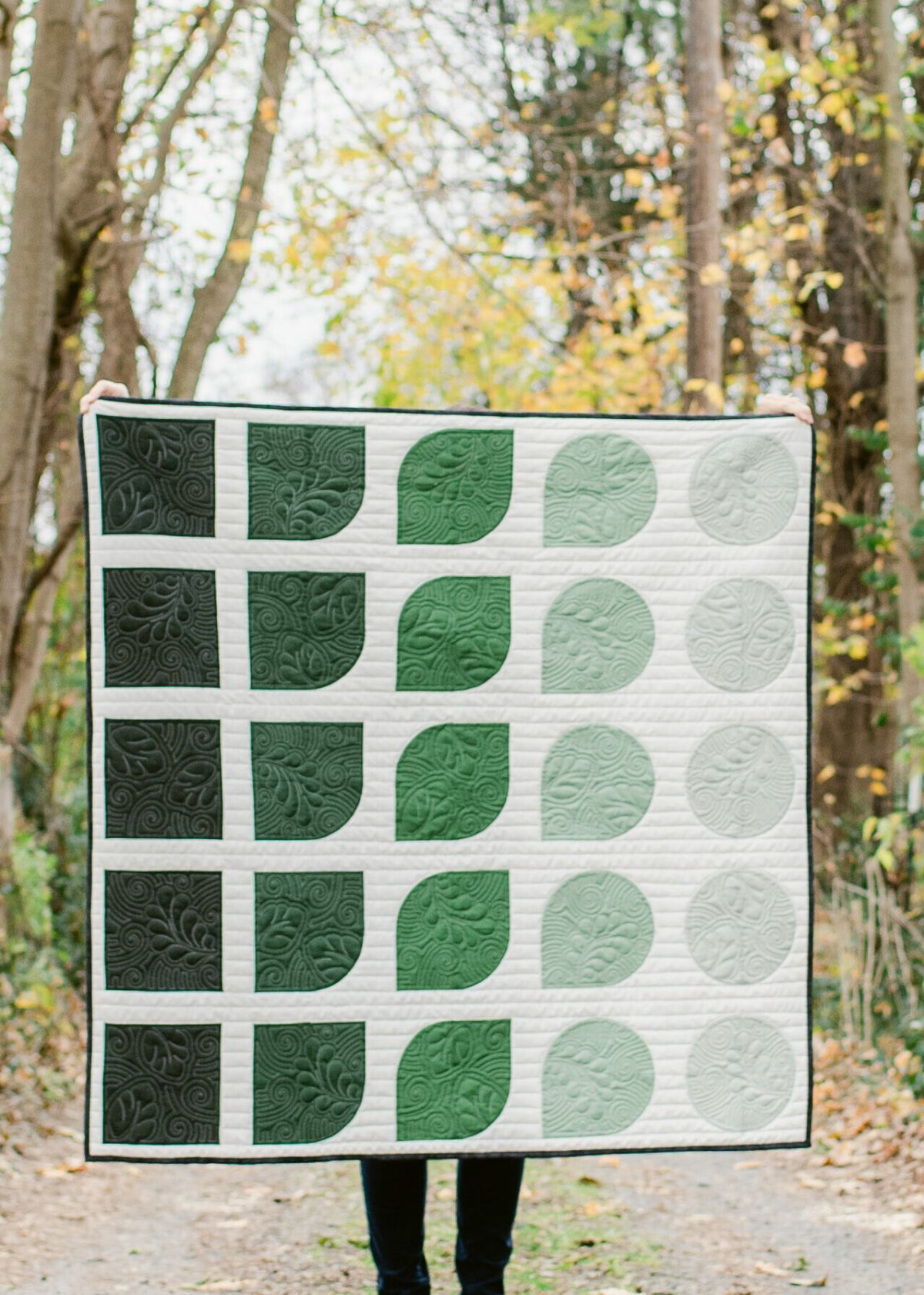 Evolve Quilt Pattern by Kiley's Quilt Room