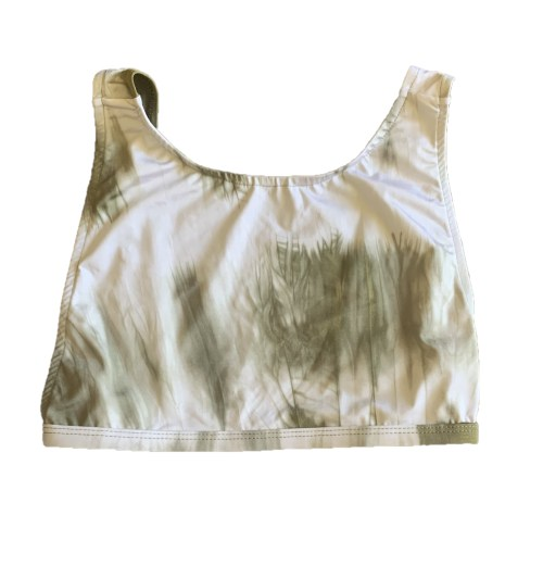 Top Salt TieDye Oliva