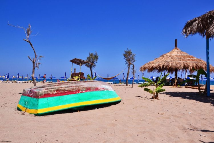 8 spiagge imperdibili sull'isola di rodi: la spiaggia di Tsambika
