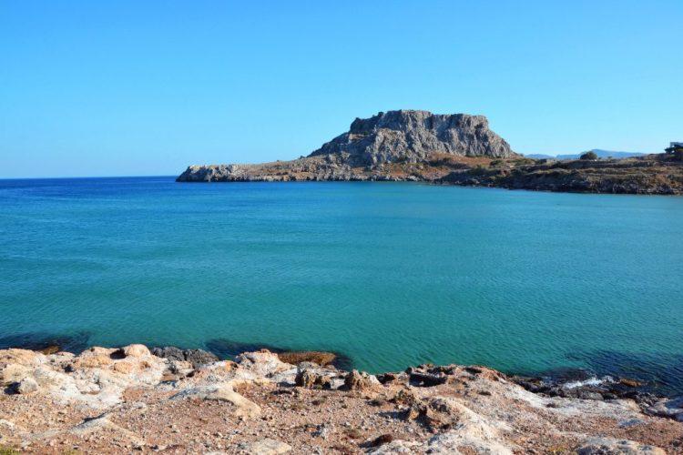 il mare turchese di agathi