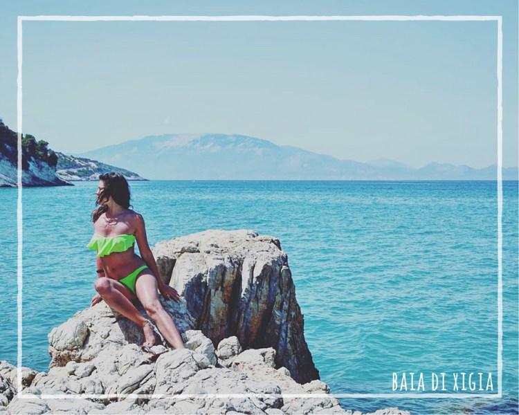 Zacinto. Appunti sparsi dal mio diario di viaggio: Valentina a Xigia