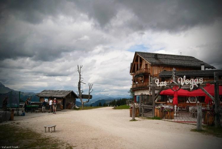 cinque rifugi imperdibili in alta badia: il rifugio las vegas