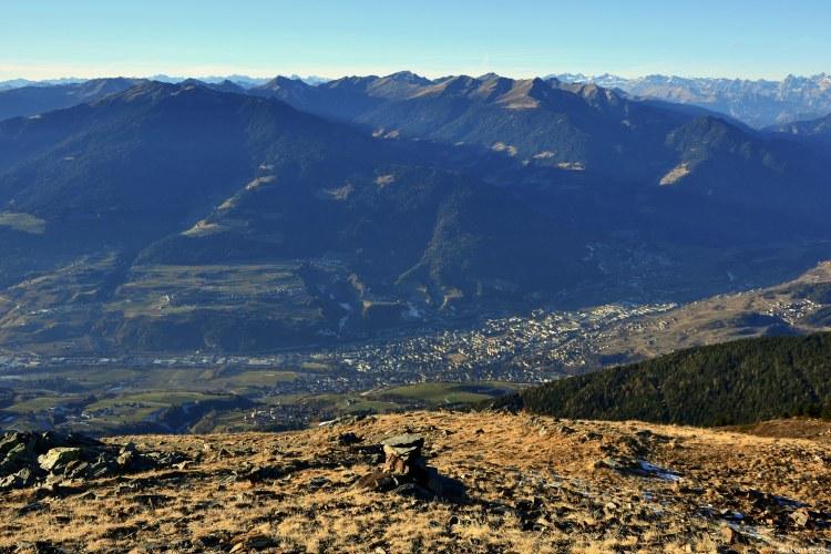 tre splendide escursioni sulla plose: il panorama sulla valle Isarco e su bressanone dal giogo bello della plose