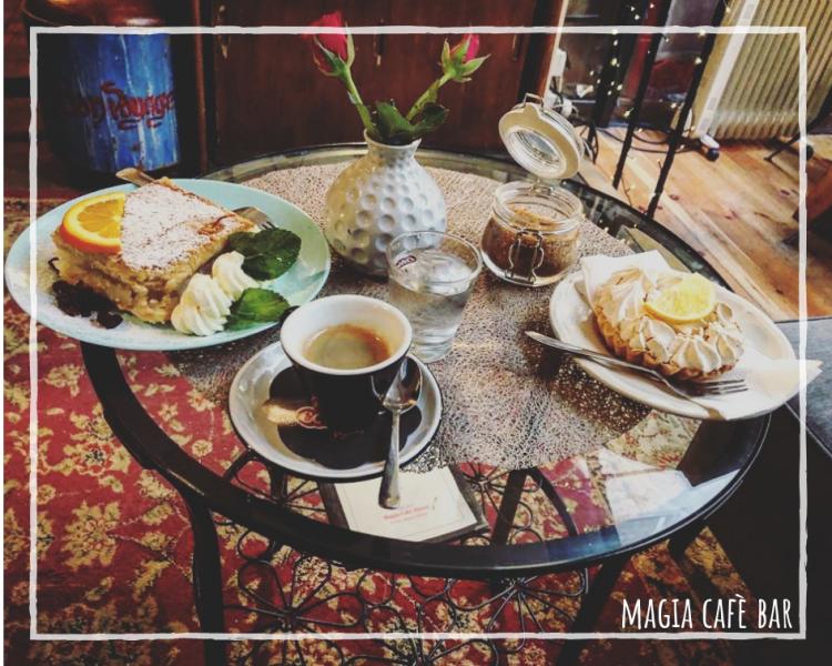 cracovia, appunti sparsi dal mio diario di viaggio: merenda golosa al cafè magia