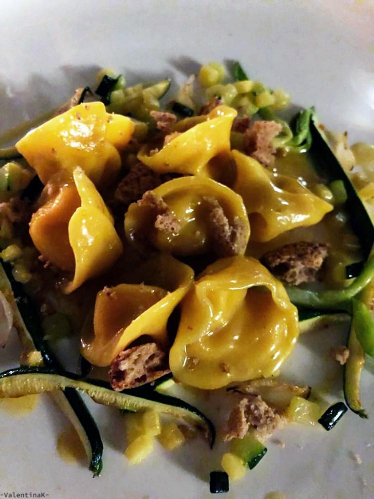 dove mangiare a cracovia: i pierogies del ristorante copernicus