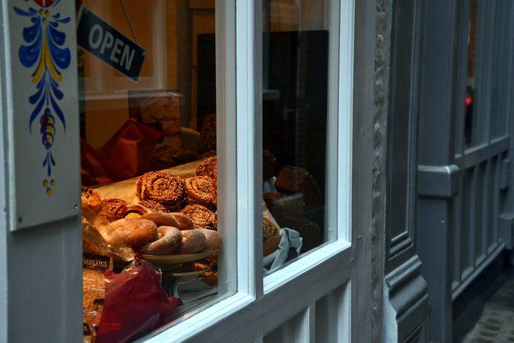Caffetterie e locali a londra: vetrina di bageriet