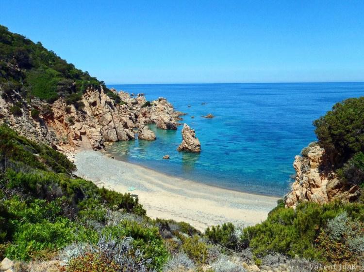 lembo di spiaggia di tinnari