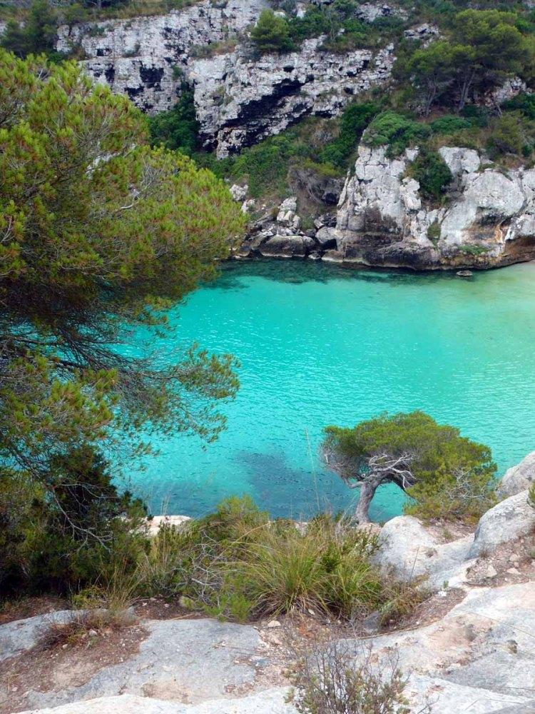Cala Macarella e Macarelleta: il colore mozzafiato del mare
