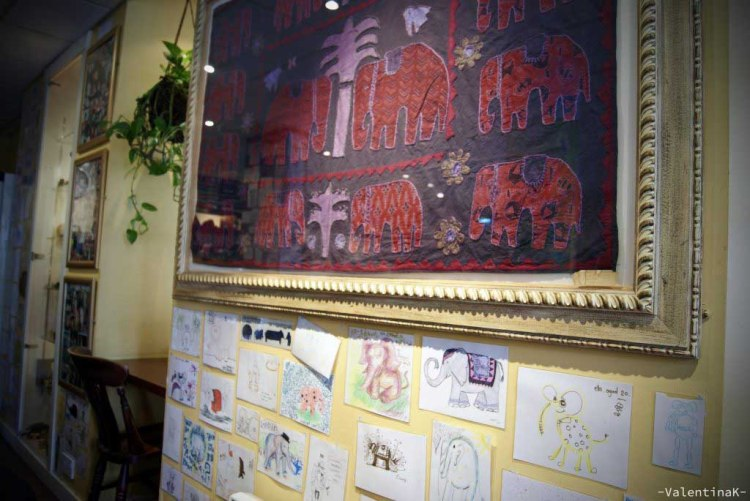 edimburgo città: disegni di elefanti da elephants and bagels