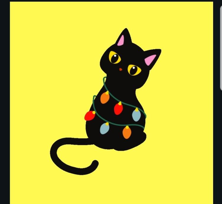 Tradizioni di Natale curiose nel mondo: il gatto nero islandese