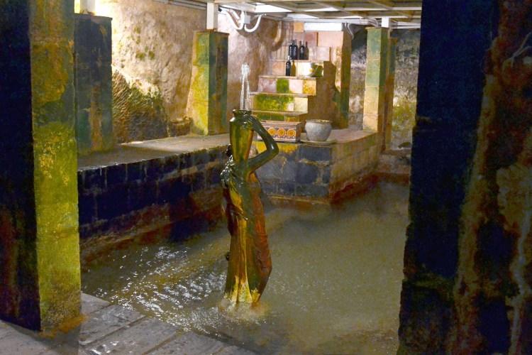visitare l'isola di ortigia: il vecchio lavatoio