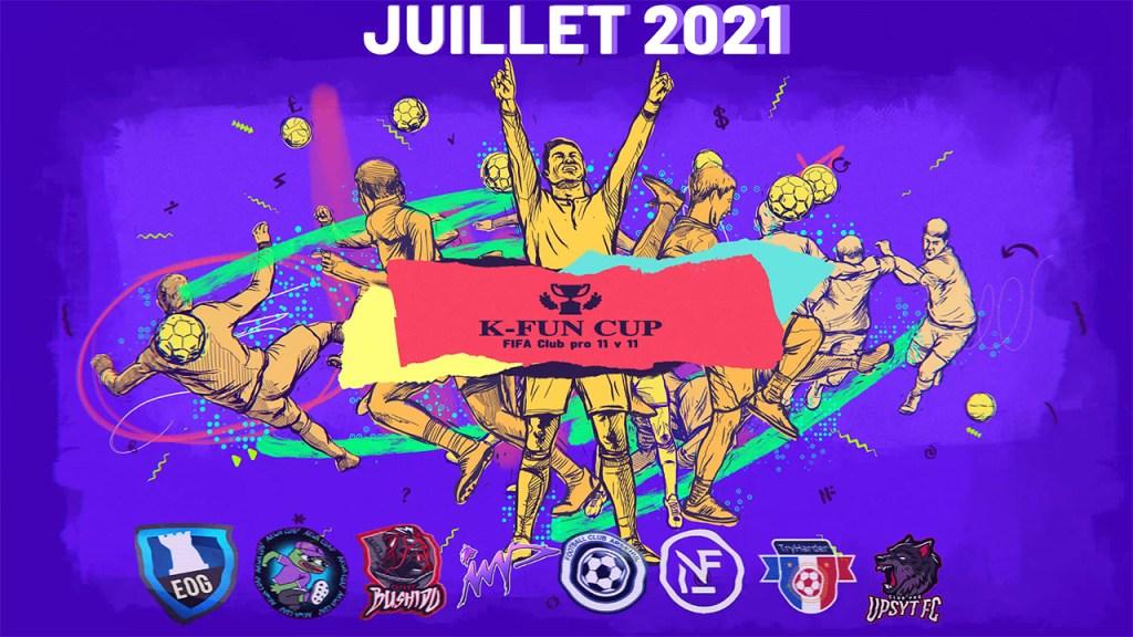 Le tirage de la K-Fun Cup [PC] #2