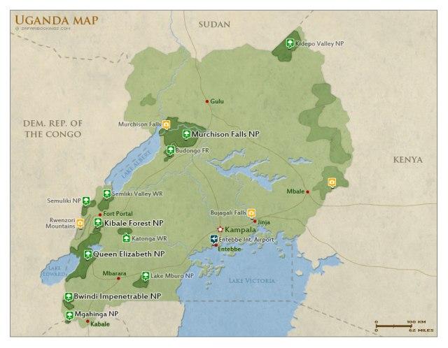 uganda-national-parks-map