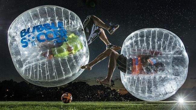 Bubble Soccer in Kilkenny