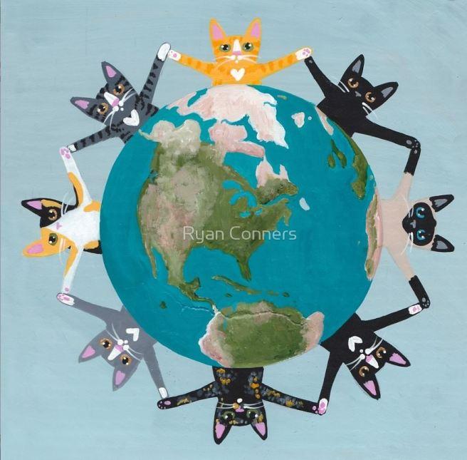 earthdaycats