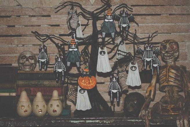 haloween ornaments