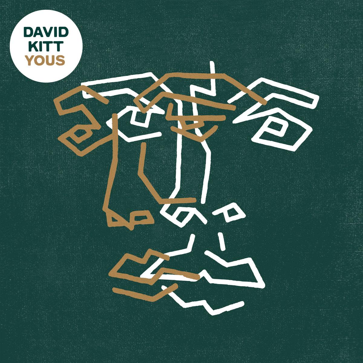 David Kitt - Yous album cover