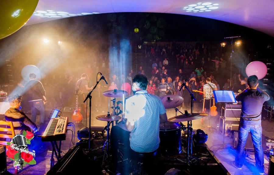 HamsandwicH, live in Kilkenny. Photo: Ian McDonnell / Mc Gig Photography