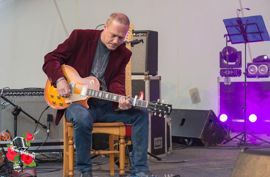 Kairen Caine, live at Ballykeeffe Amphitheatre. Photo: Ian McDonnell / McGig Photography