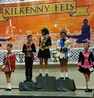 Kilkenny Feis 2017 u17 Championship