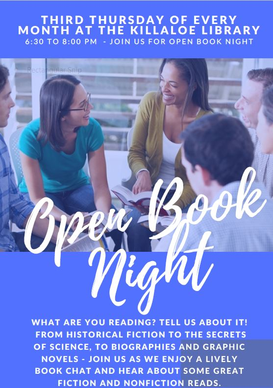Open Book Night