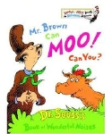 Mr. Brown Can Moo, Can You?