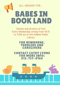 babes in book land poster