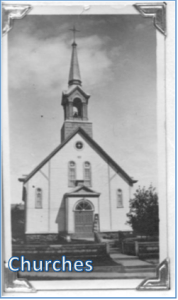 churches page