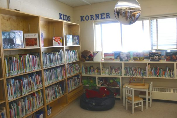 Kids Korner of the Killaloe Library