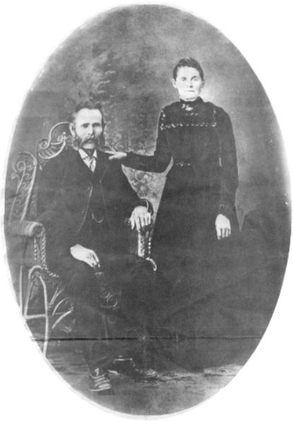 photo of martin o'grady and his wife catherine daly