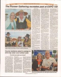 A Journey Through Time - Past, Present and Future. Published by The Eganville Leader, celebrating the 150th anniversary of Renfrew County. Page 62