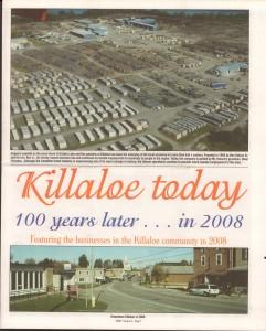 Killaloe 100th Way it Is A 1