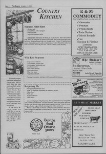 Laker Issue 23, 1988-11
