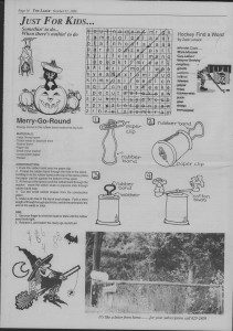 Laker Issue 23, 1988-2