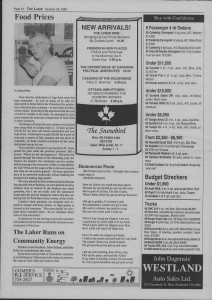 Laker Issue 24, 1988-6