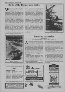 Laker Issue 34, 1988-6